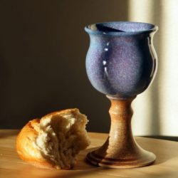 bread and chalice