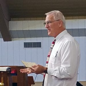 Pastor Tom Tripp